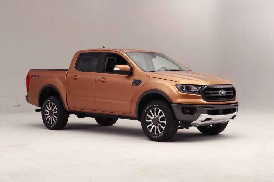 Ford Enlivening Ranger To Encash The Truck Boom -Car2