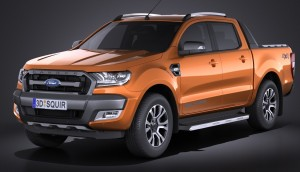 Ford Enlivening Ranger To Encash The Truck Boom -Car3