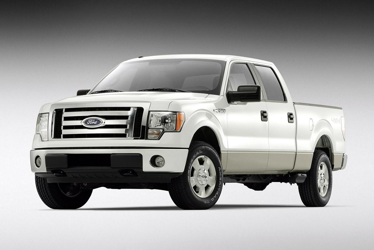 Ford Enlivening Ranger To Encash The Truck Boom -Car9