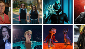 Golden Globe Award Winners 2018
