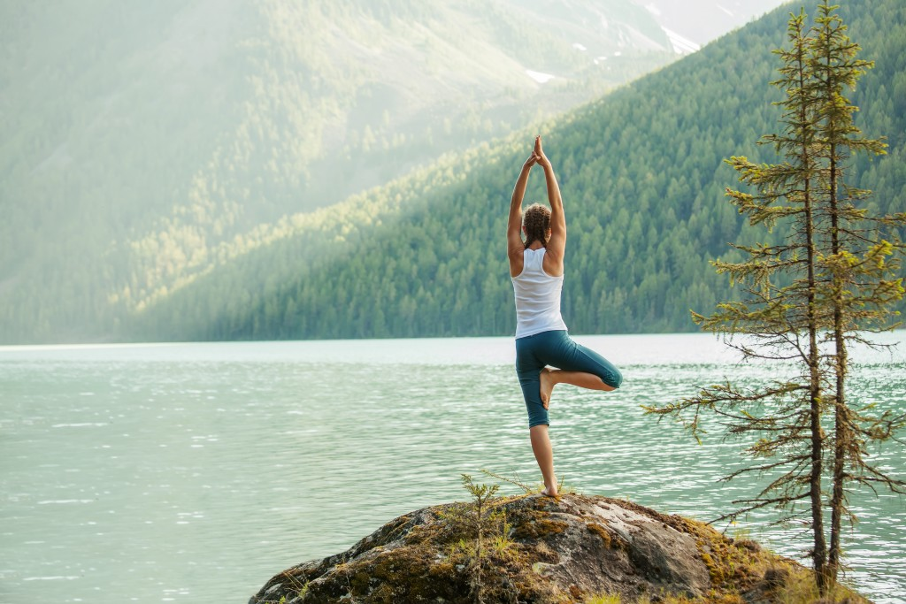 5 Great Yoga Poses To Melt Away Stress And Tension