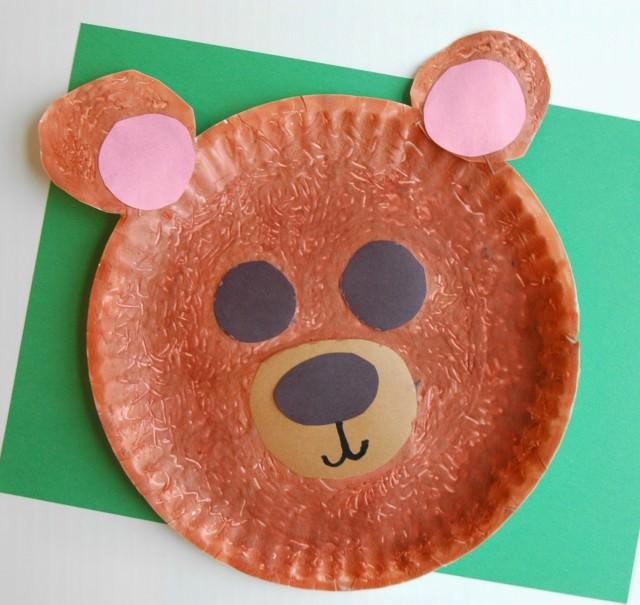 Make A Teddy Bear Craft