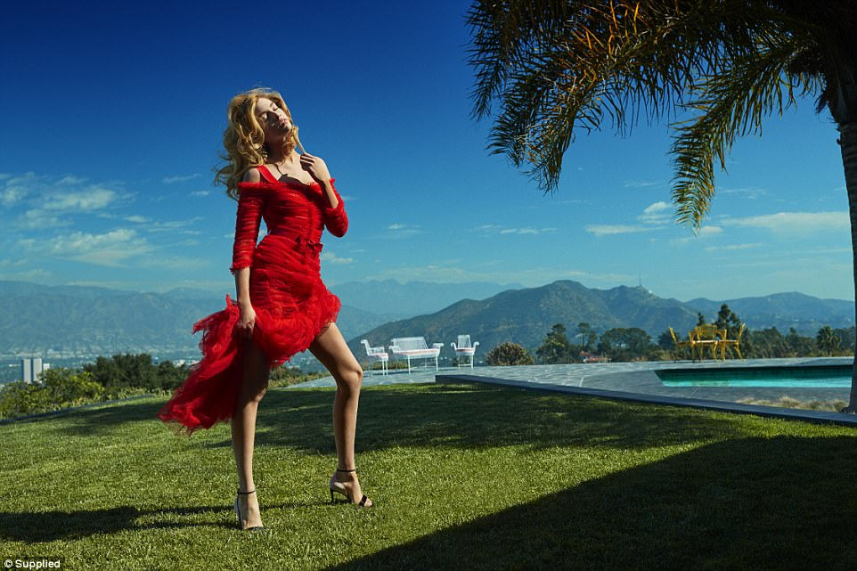 Victoria's Secret Model Stella Maxwell Is The Face Of The New Alice Mccall Campaign