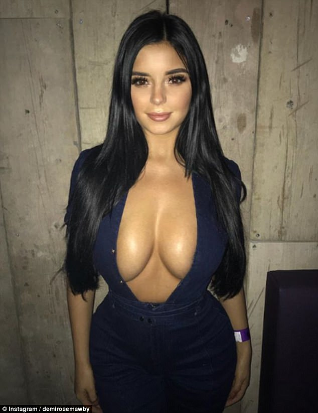 Photos Of Demi Rose Mawby