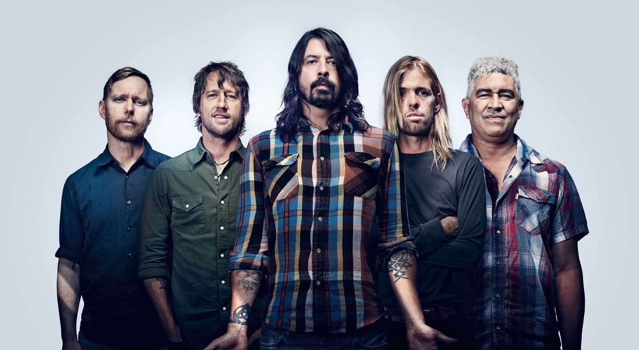 Run — Foo Fighters, songwriters