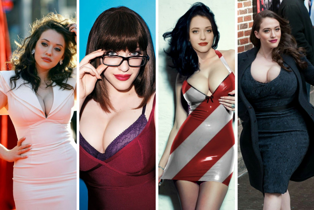 Kat Dennings Shows Off Her Figure In Hot And Sexy Pics