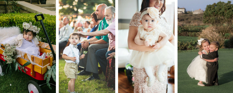 25 Times Tiny Wedding Guests Stole The Spotlight