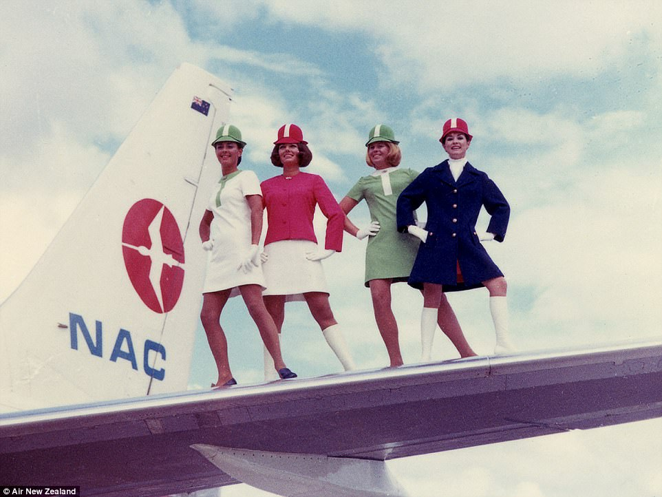 Air New Zealand's Staff Uniforms Have Been On A Gruelling Journey Since It First Launched In 1940