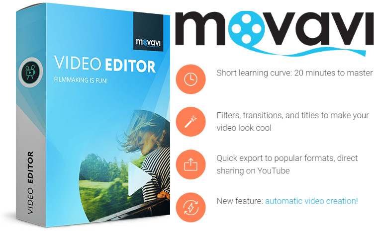 Make Your Memories Presentable With Movavi Video Editor For Mac