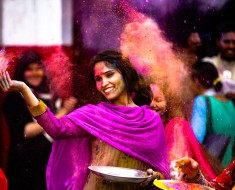 Safe And Healthy Holi