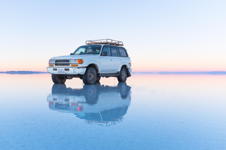 Slalr de Uyuni, Bolivia