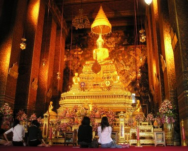 Solo trip to Bangkok