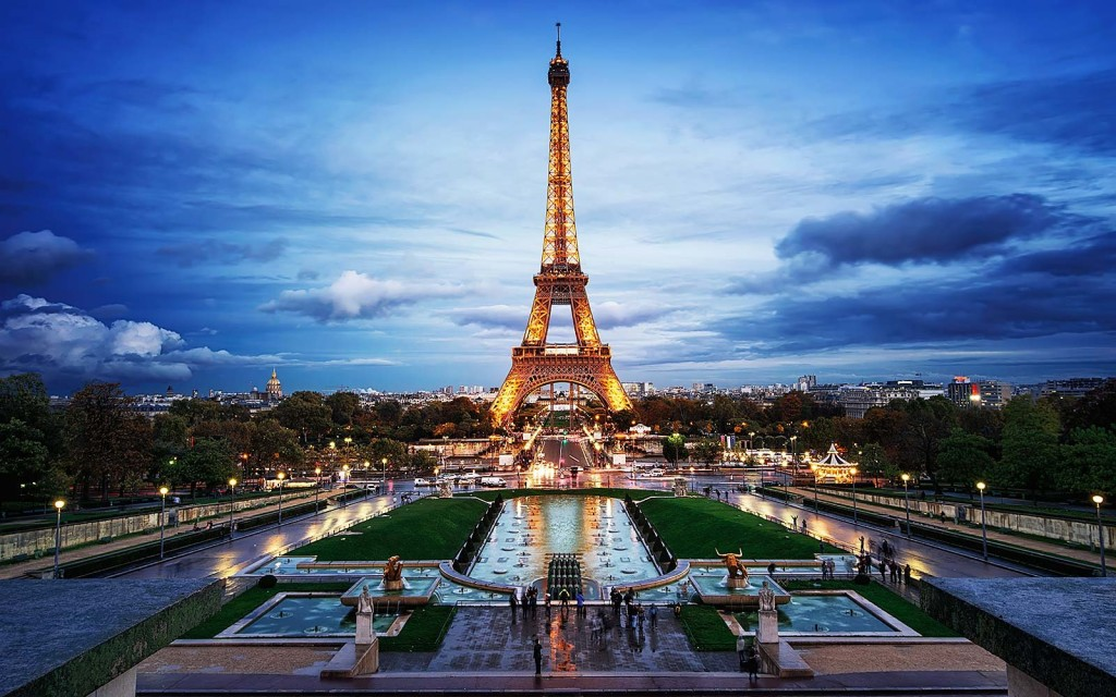 14 Favourite Facts About The Eiffel Tower
