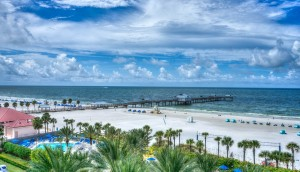 Clearwater Beach, Outside Tampa Bay