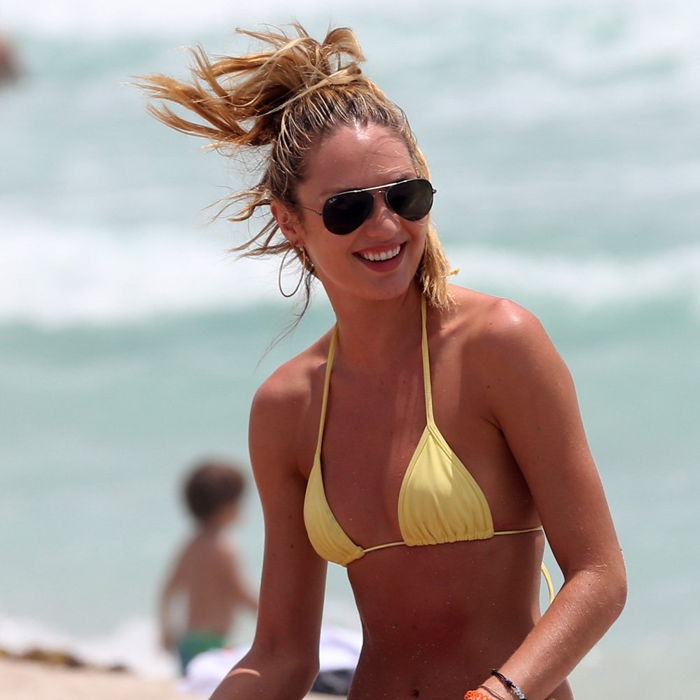 50 Sizzling Hot Photos Of Candice Swanepoel