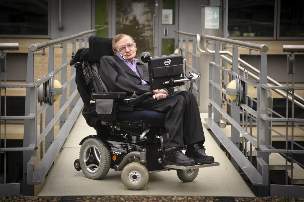 21 Inspirational Stephen Hawking Quotes Everyone Should Read