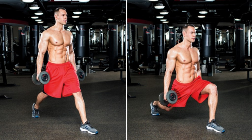 Six Of The Top Exercises For Bigger Legs