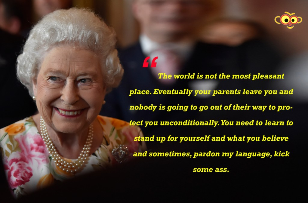 13 Queen Elizabeth II Quotes That Will Get You Through Everything