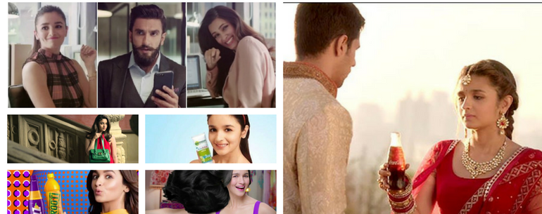 15 Best Creative And Funny Alia Bhatt Advts. Which Will Win Your Heart All Over Again!