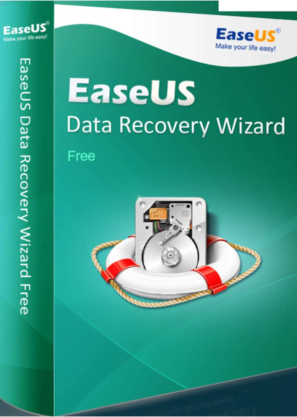 Data Loss _EaseUS Data recovery software