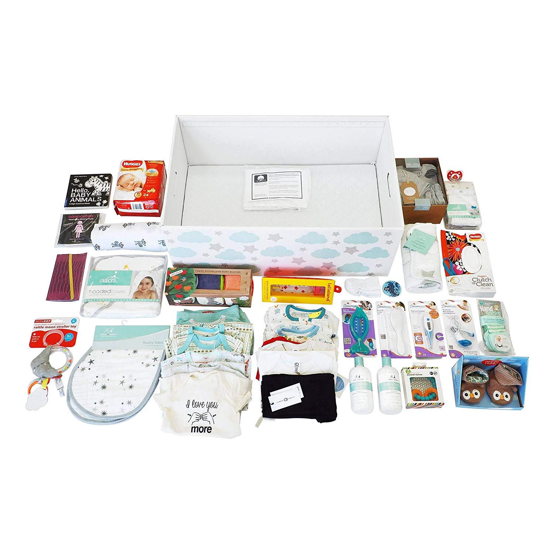 Finnbin Finnish Baby Box Bassinet Bundle