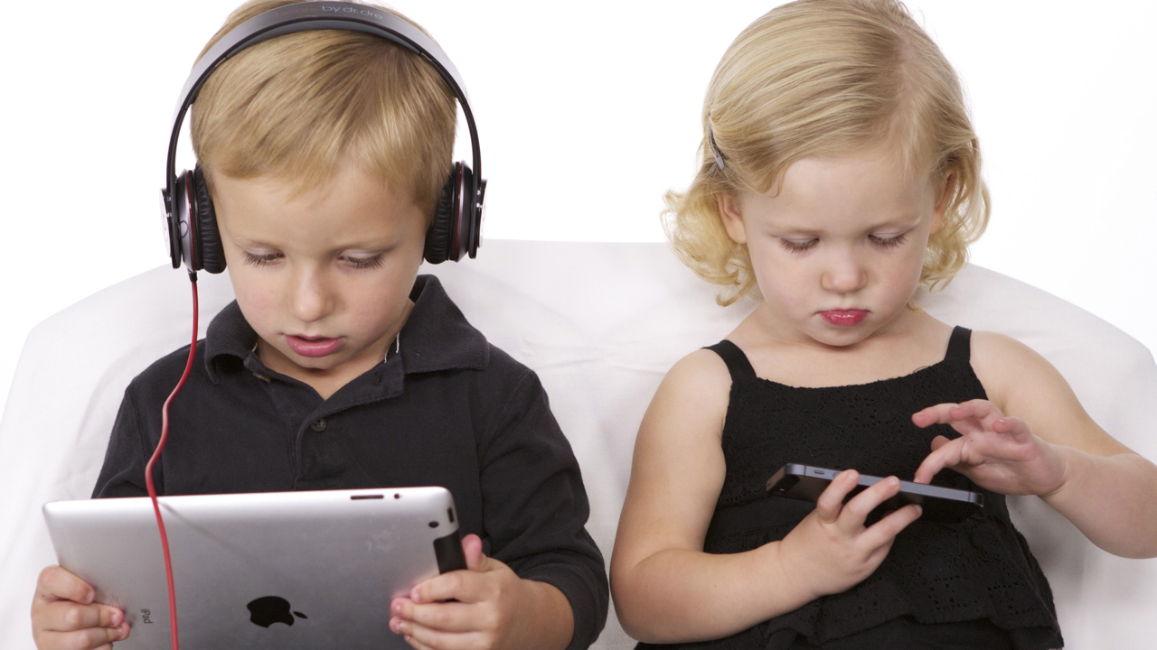 Kids From Overuse Of Technology_5