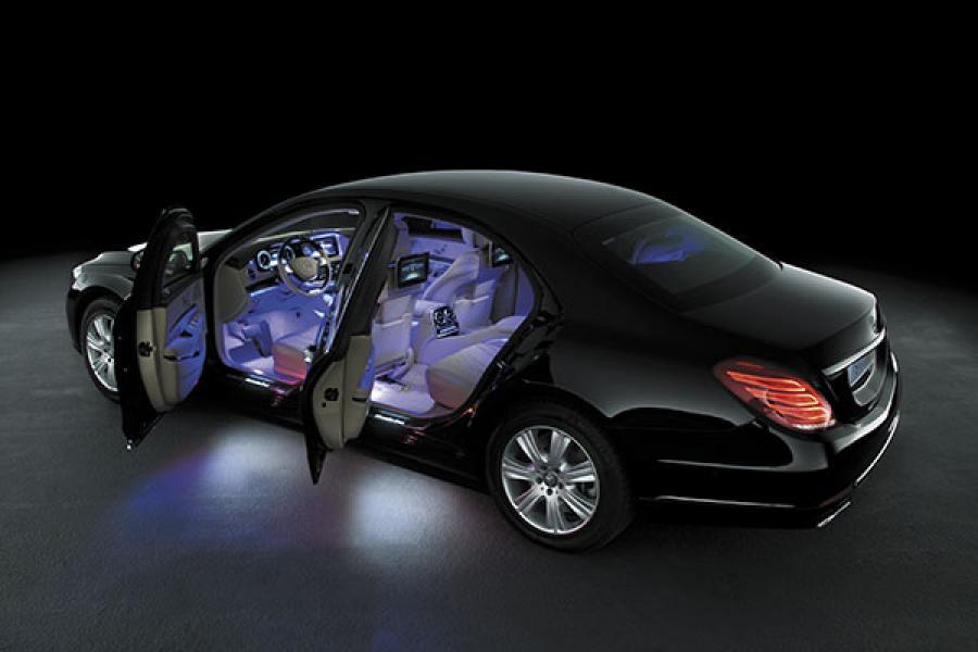 Mercedes Benz S60 Luxury Sedan