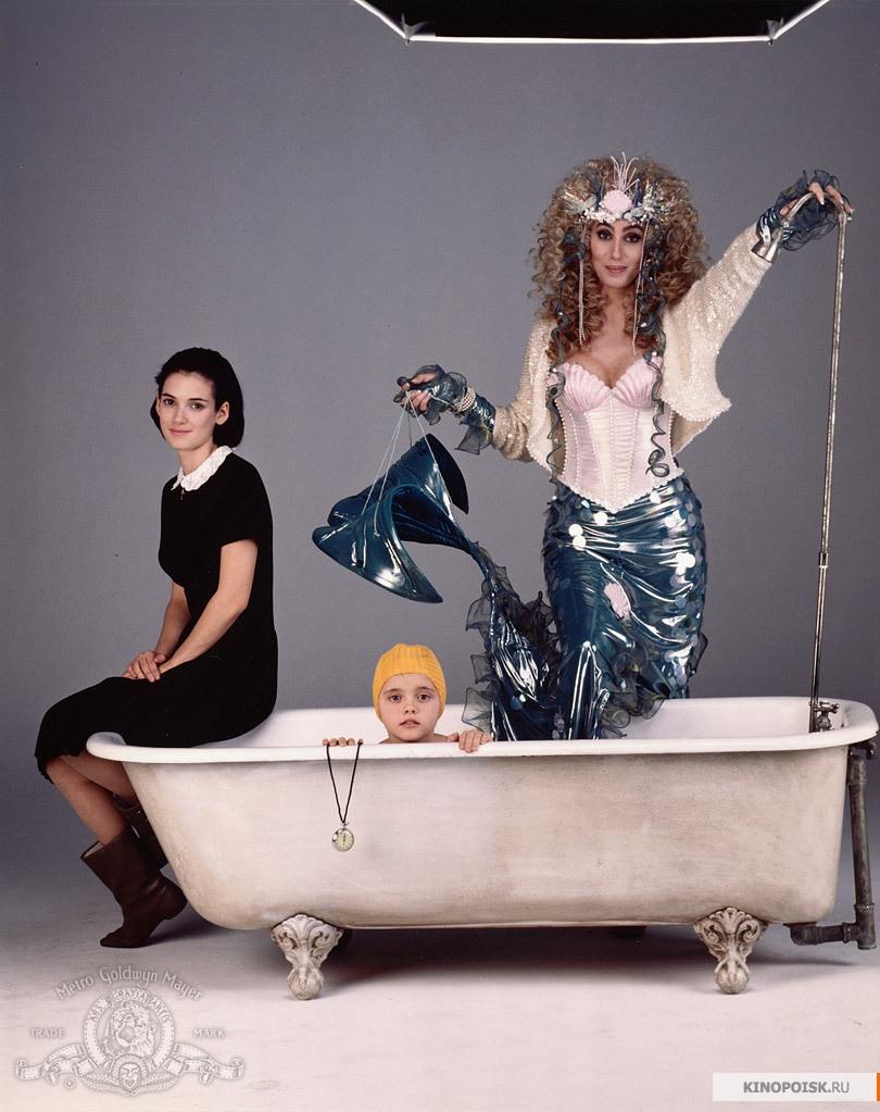 Mermaids movie