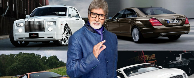 5 Bollywood Celebrities That Owns The Most Expensive Cars