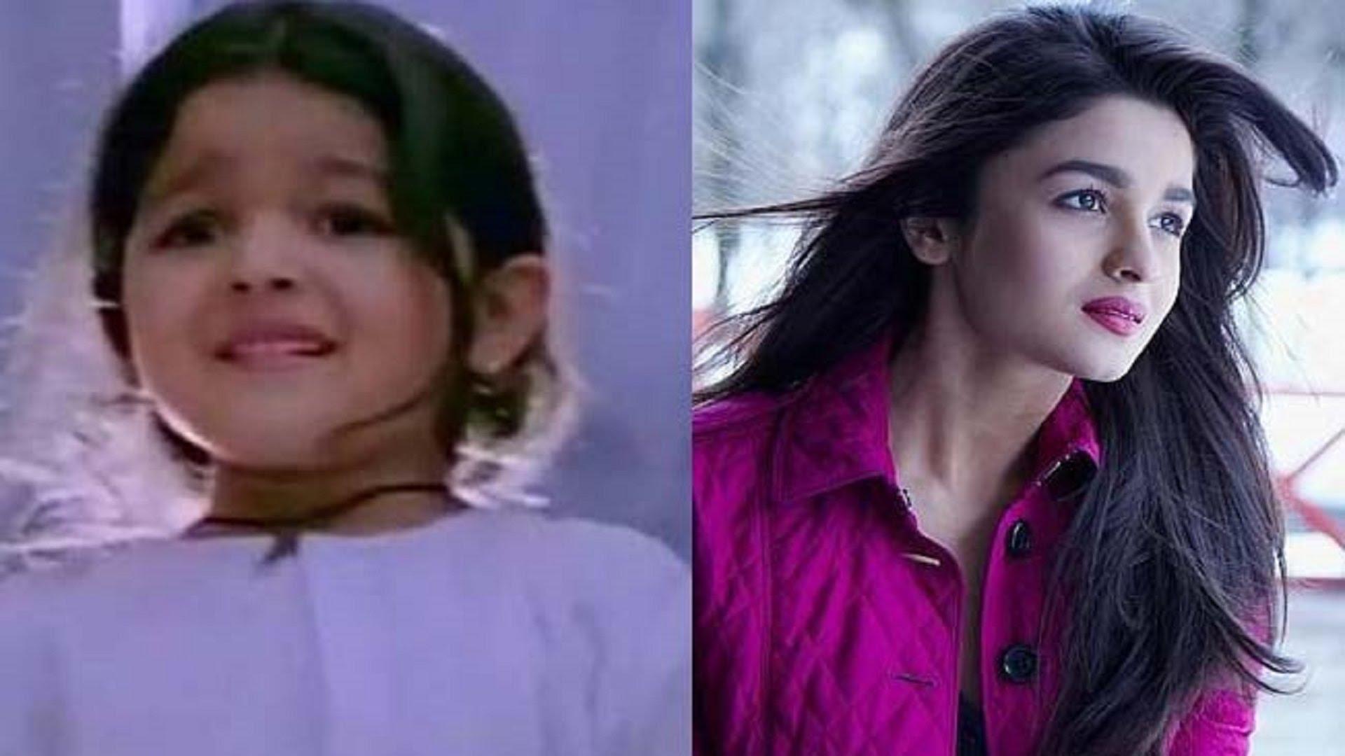 Preity Zinta in the movie sangharsh