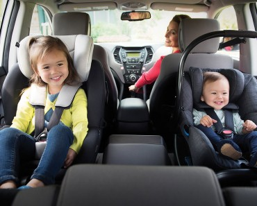 Secure Your Kids In The Car