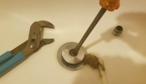 Unclog Hair On Shower Drain