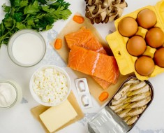 Vitamin D helps in absorbing calcium