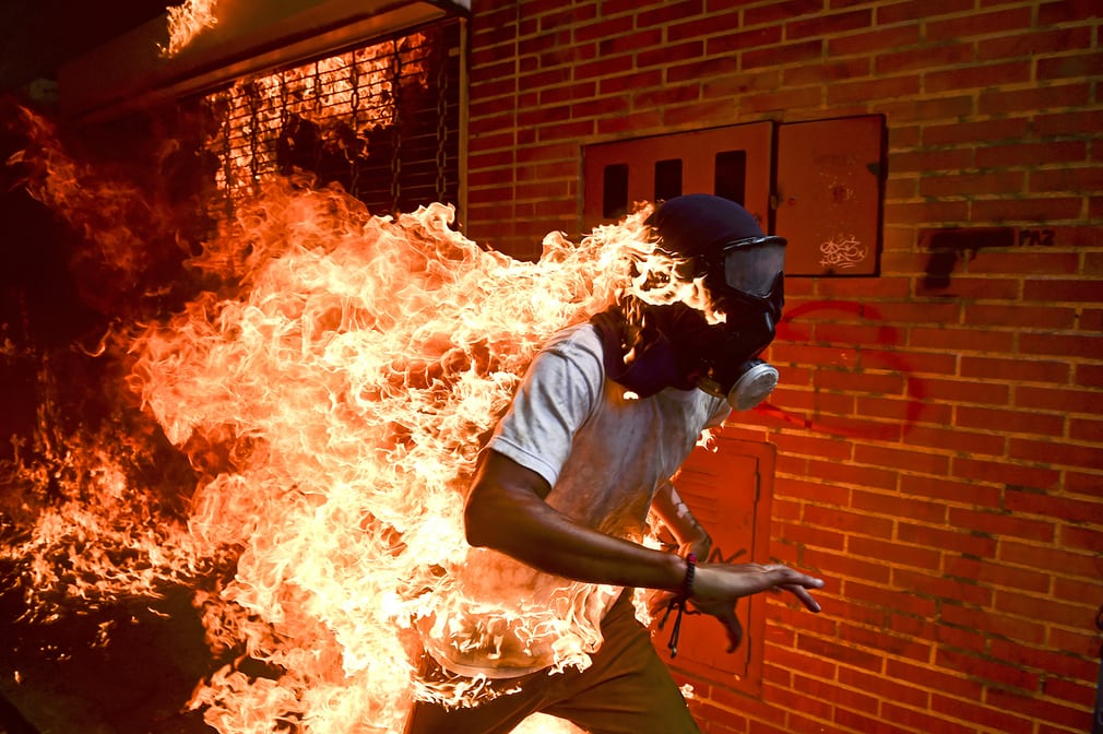 World Press Photo Contest 2018