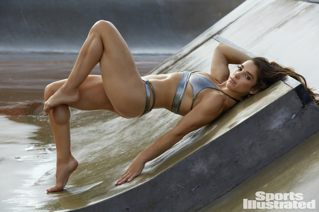 Swimsuit 2017: Houston Aly Raisman Houston, TX, USA 09/25/2016 SWIM-160 TK1 Credit: James Macari