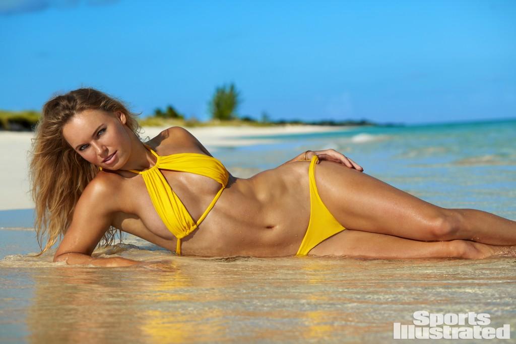 Swimsuit 2017: Turks & Caicos Caroline Wozniacki Turks & Caicos 09/13/2016 SWIM158 TK2 Credit: Emmanuelle Hauguel