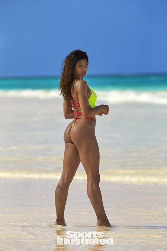 Swimsuit 2018: Bahamas Danielle Herrington Bahamas 8/20/2017 X161321 TK4 Credit: Ben Watts