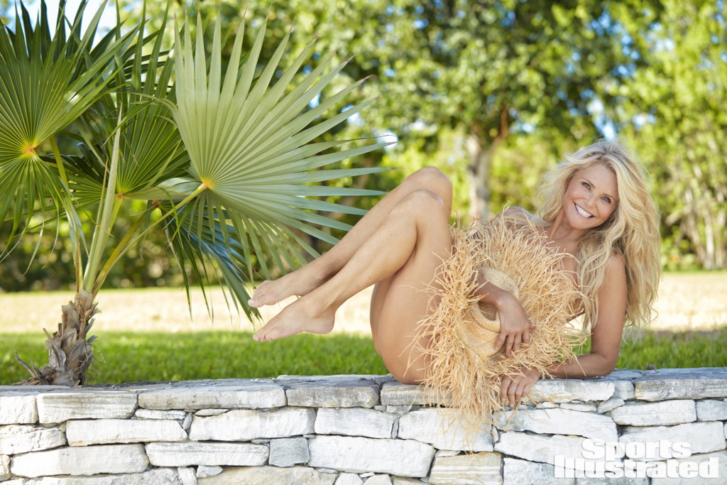 Christie Brinkley Shares Photo Of Herself In A Swimsuit