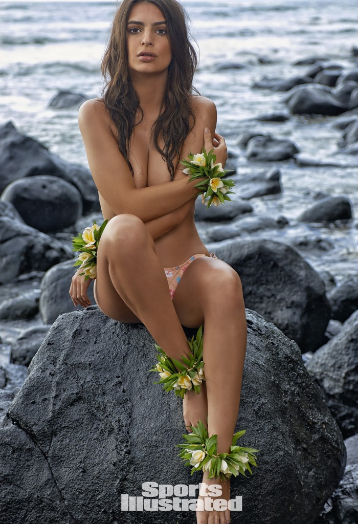 Swimsuit 2015: Hawaii Emily Ratajkowski NA/NA, Kauai, Hawaii 4/26/2014 X158020 TK2 Credit: Yu Tsai