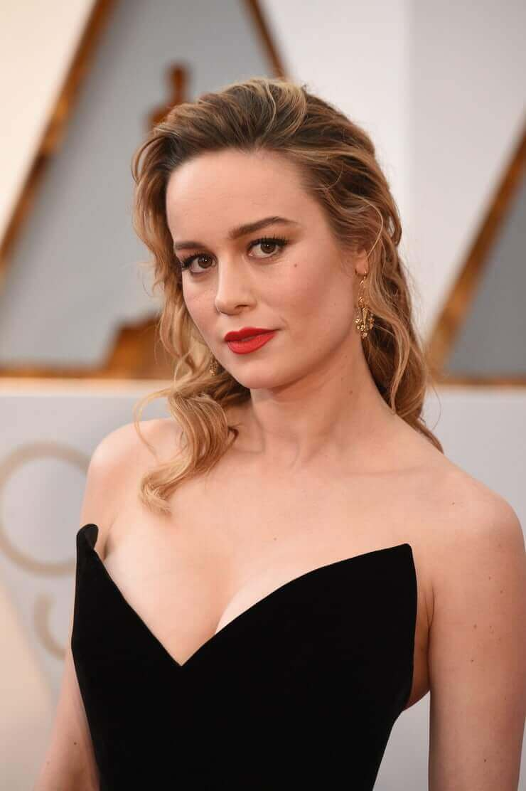 Captain Marvel Star Brie Larson_3
