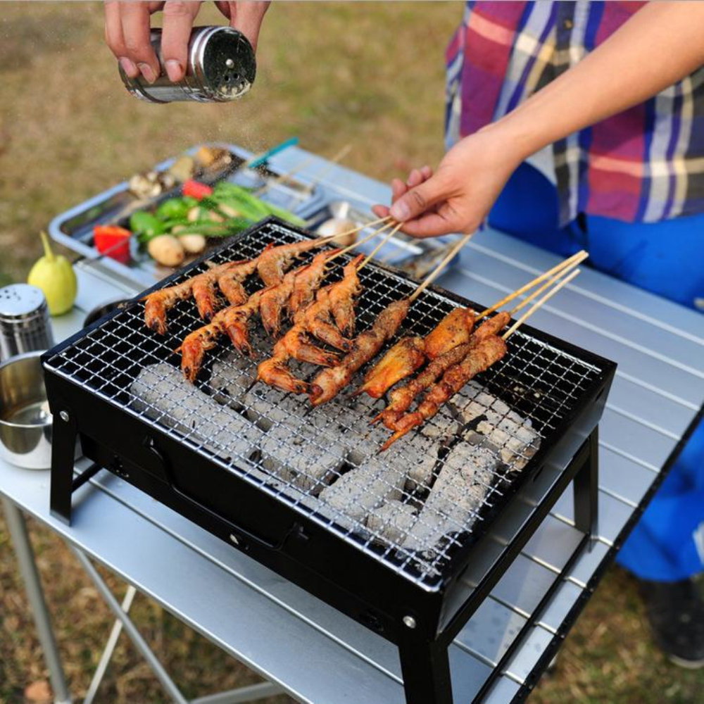 Garden Grill Combo Can Rock Your Party
