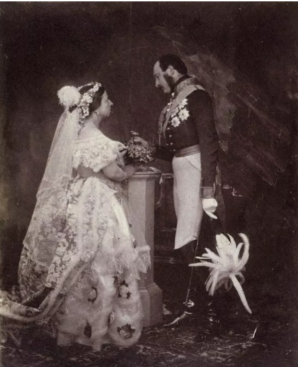 If Not For Queen Victoria, Royal Brides Would Wear Red