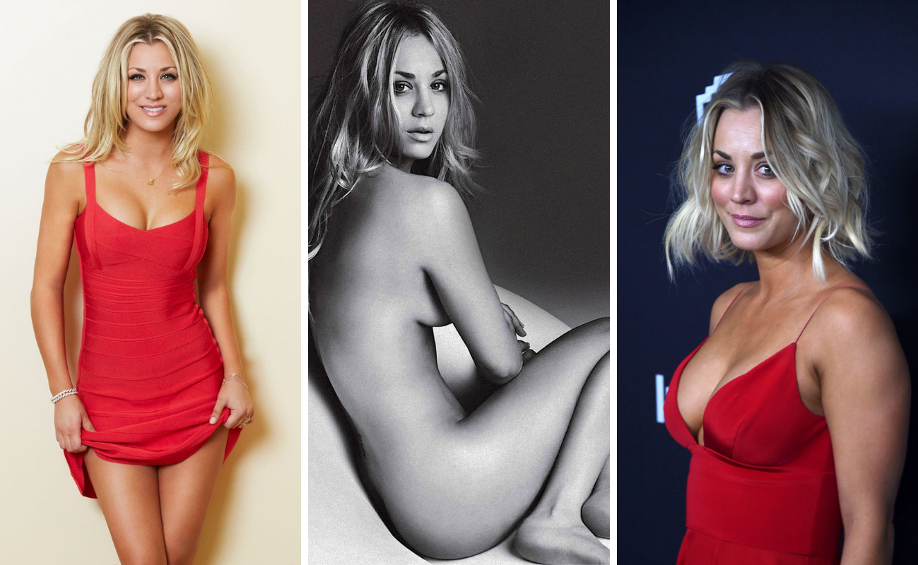 Hot And Sexy Photos Of Kaley Cuoco In A Bikini-Updated