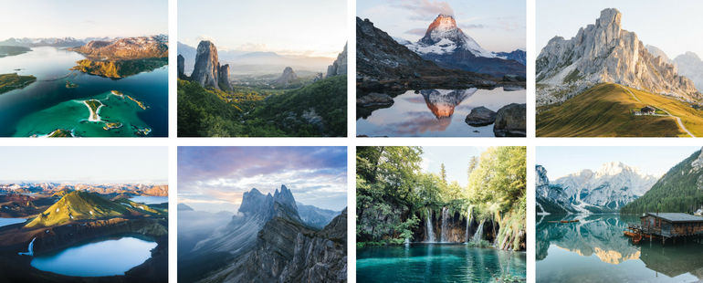 20 Stunning Photos Capture The Majestic Peaks Of Europe