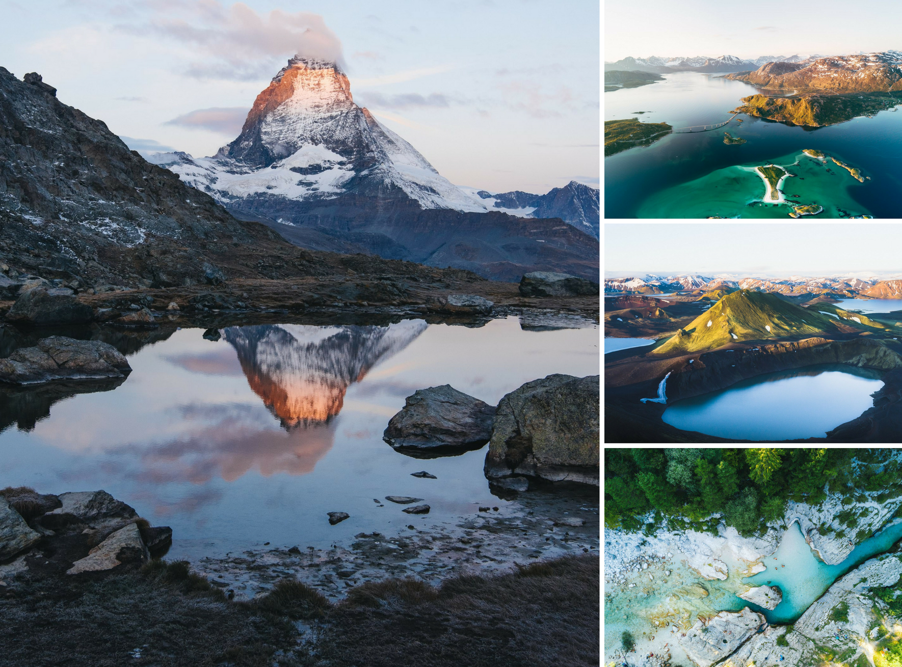 Majestic Peaks Of Europe_1