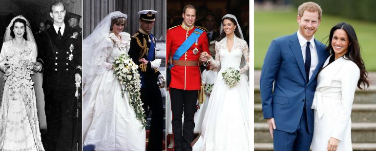 Royal British Wedding