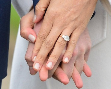 The Bride's Ring Must Be Crafted From Welsh Gold