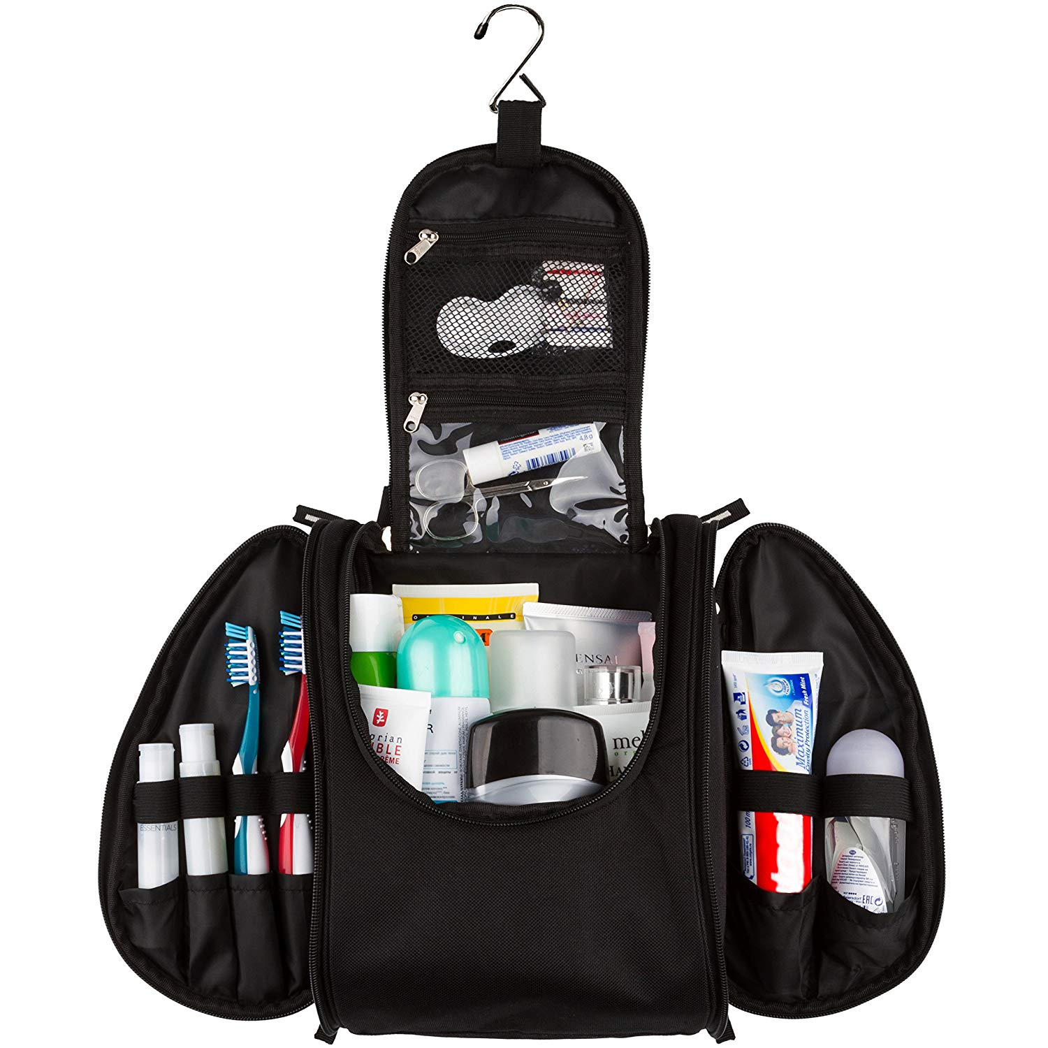 42 Travel Hanging Toiletry Bag