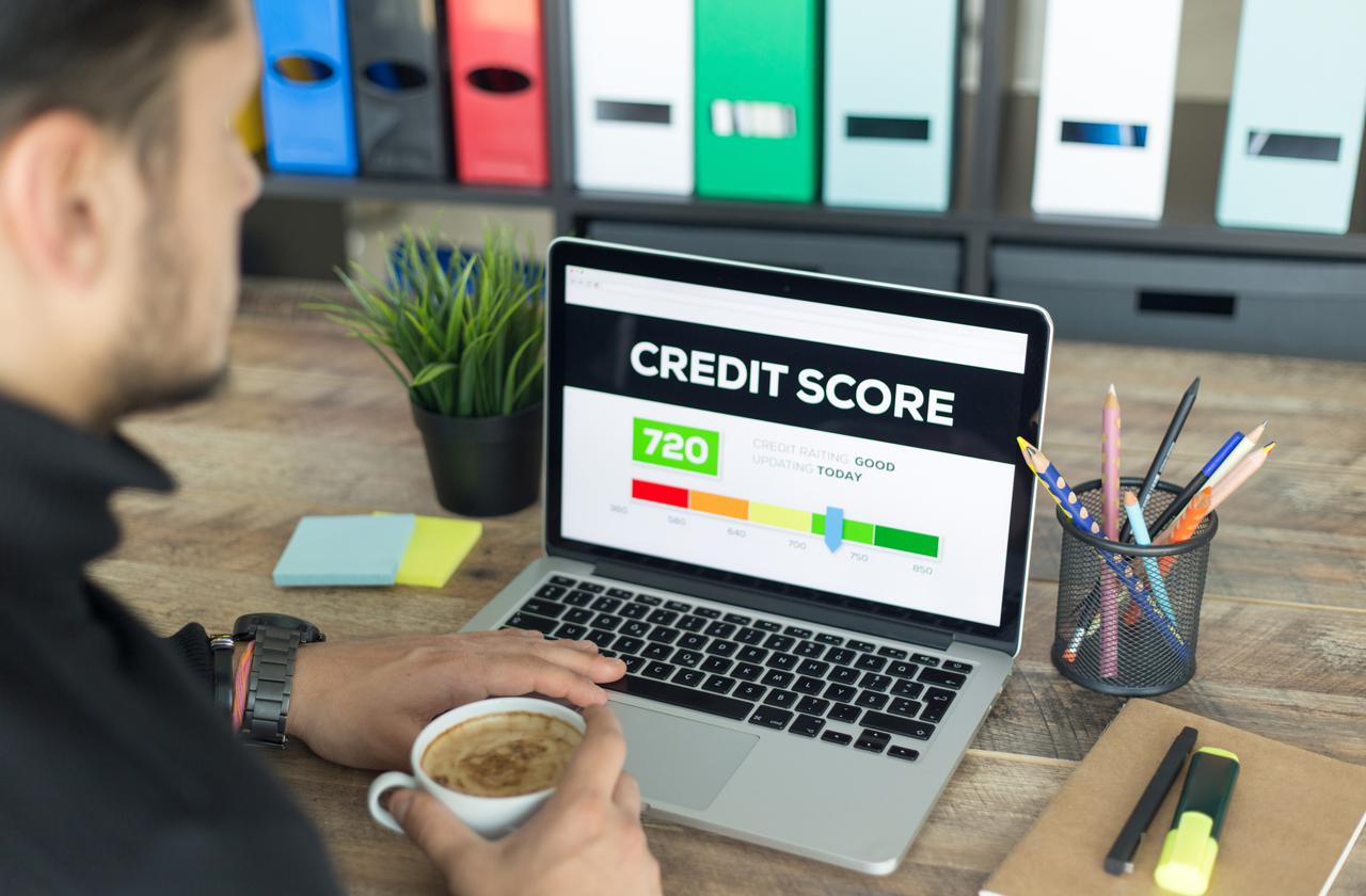 Credit Score Screen