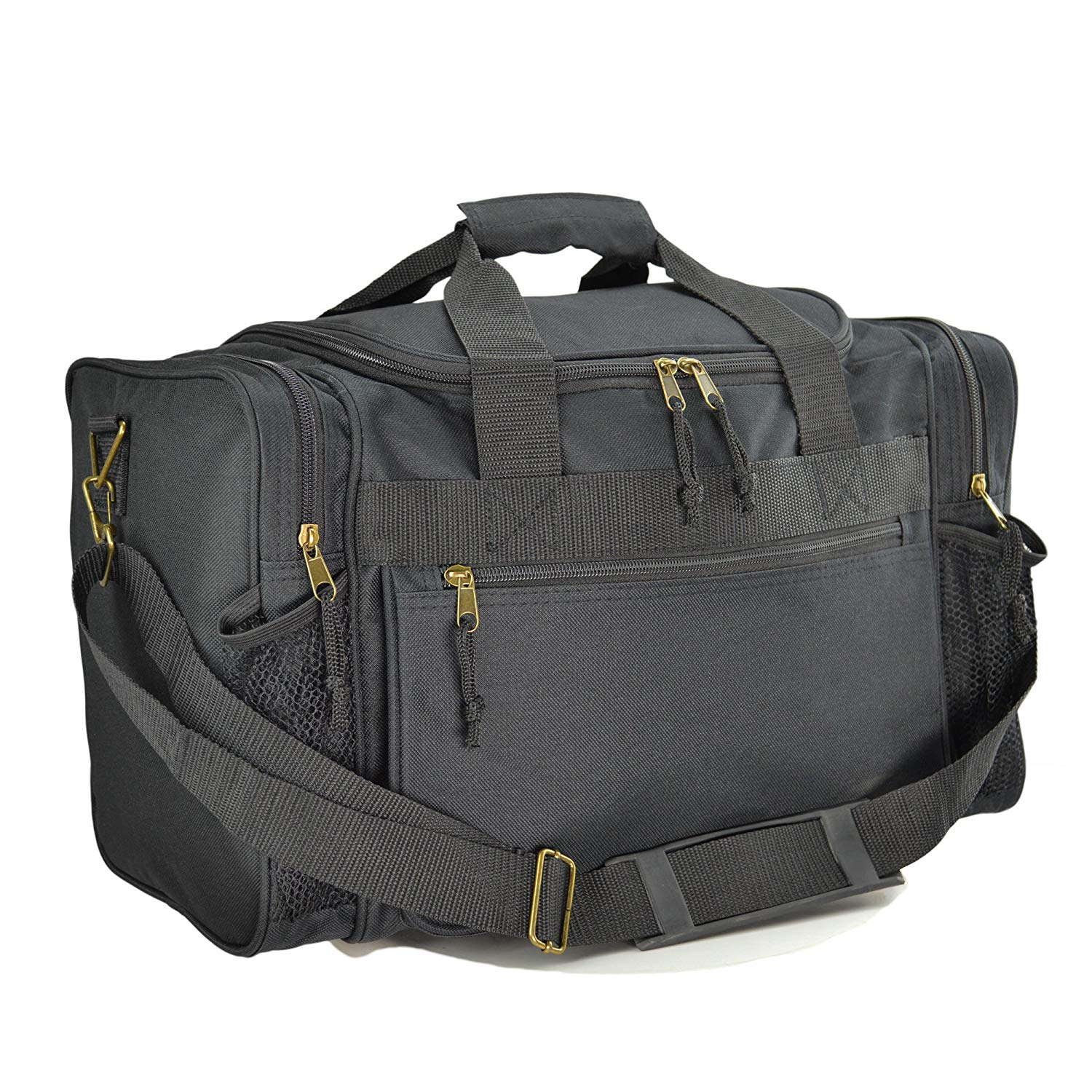 Duffle Bag Dual Front Mesh Pockets
